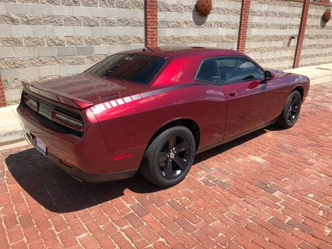 2018 Dodge Challenger for sale at Beaton's Auto Sales in Amarillo TX