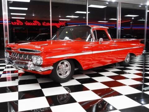 1959 Chevrolet El Camino for sale at Wagner's Classic Cars in Bonner Springs KS