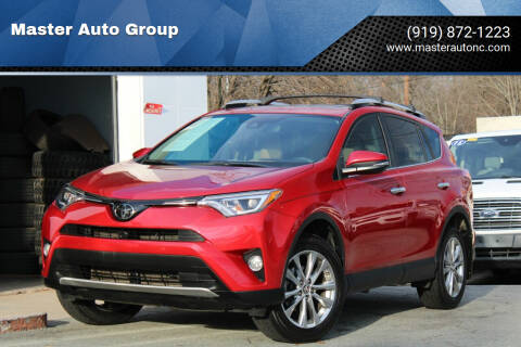 2016 Toyota RAV4 for sale at Master Auto Group in Raleigh NC