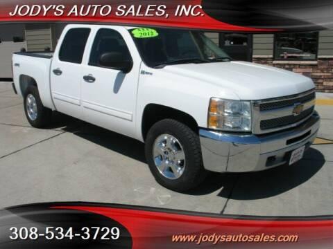 2012 Chevrolet Silverado 1500 Hybrid for sale at Jody's Auto Sales in North Platte NE