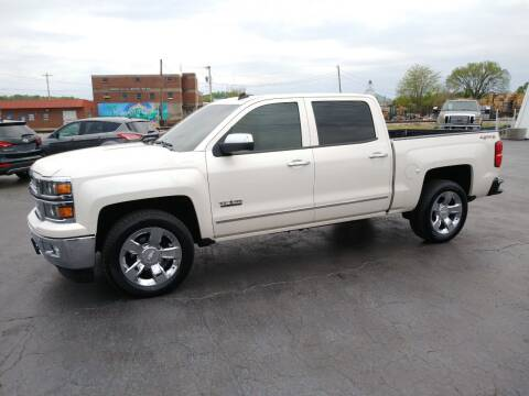 2014 Chevrolet Silverado 1500 for sale at Big Boys Auto Sales in Russellville KY