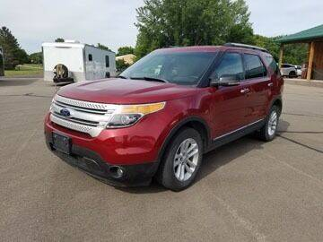 2013 Ford Explorer for sale at Pro Auto Sales and Service in Ortonville MN