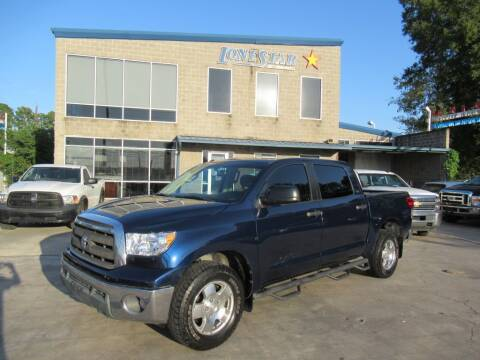 2012 Toyota Tundra for sale at Lone Star Auto Center in Spring TX