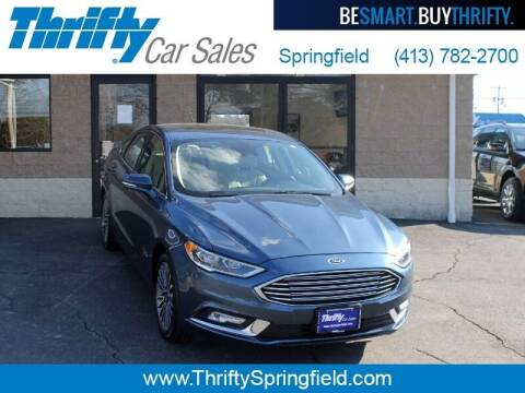 2018 Ford Fusion Energi for sale at Thrifty Car Sales Springfield in Springfield MA