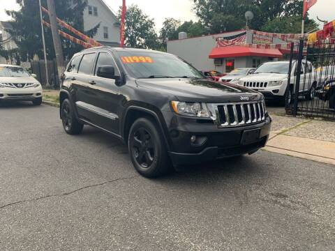 2012 Jeep Grand Cherokee for sale at Metro Auto Exchange 2 in Linden NJ