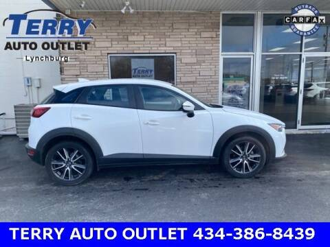 2017 Mazda CX-3 for sale at Terry Auto Outlet in Lynchburg VA