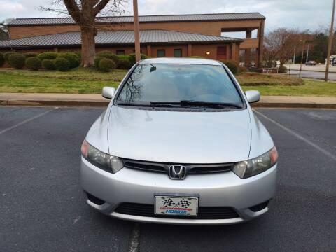 2008 Honda Civic for sale at Wheels To Go Auto Sales in Greenville SC