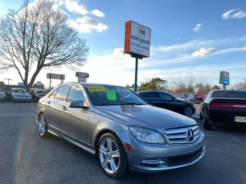 2010 Mercedes-Benz C-Class for sale at TDI AUTO SALES in Boise ID