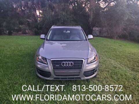 2011 Audi Q5 for sale at Florida Motocars in Tampa FL