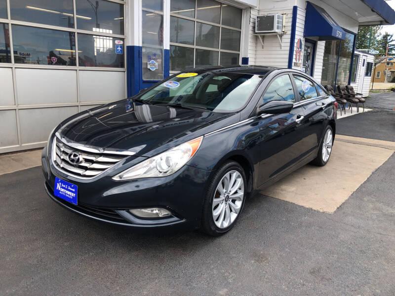 2011 Hyundai Sonata for sale at Jack E. Stewart's Northwest Auto Sales, Inc. in Chicago IL