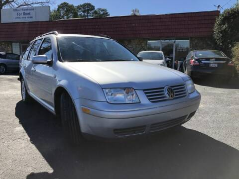 2003 Volkswagen Jetta for sale at L & M Auto Broker in Stone Mountain GA