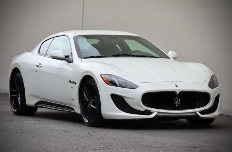 2015 Maserati GranTurismo for sale at MS Motors in Portland OR