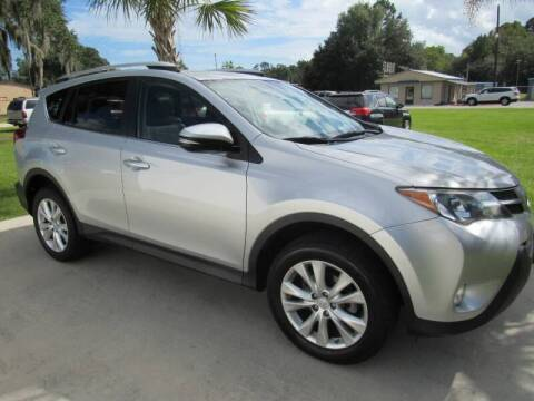 2015 Toyota RAV4 for sale at D & R Auto Brokers in Ridgeland SC