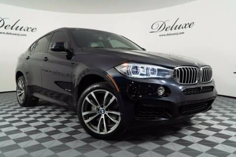 2017 BMW X6 for sale at DeluxeNJ.com in Linden NJ