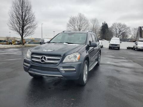 2012 Mercedes-Benz GL-Class for sale at Boardman Auto Exchange in Youngstown OH