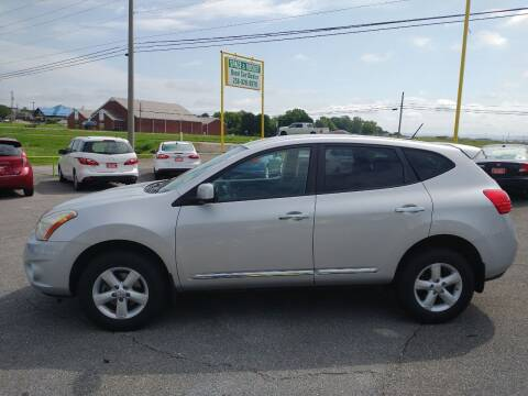 2013 Nissan Rogue for sale at Space & Rocket Auto Sales in Meridianville AL
