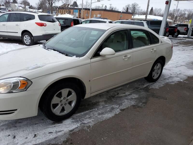 2007 Chevrolet Impala for sale at North Metro Auto Sales in Cambridge MN
