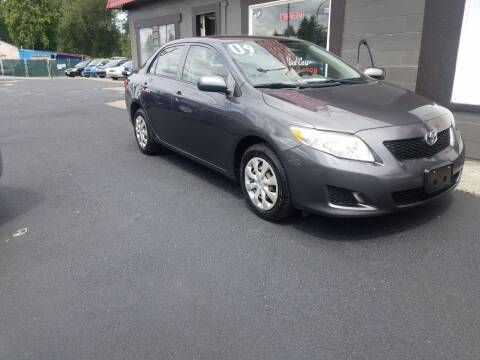 2009 Toyota Corolla for sale at Bonney Lake Used Cars in Puyallup WA