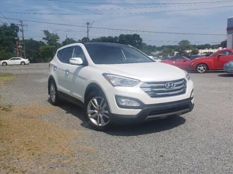 2015 Hyundai Santa Fe Sport for sale at Auto Mart in Kannapolis NC