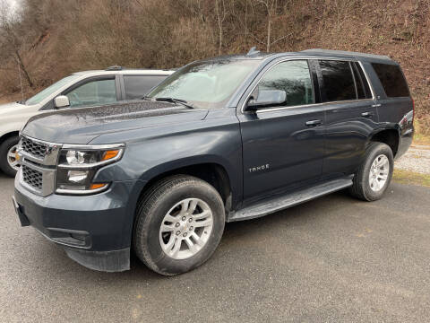 2020 Chevrolet Tahoe for sale at Turner's Inc in Weston WV