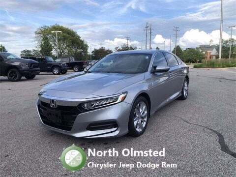 2018 Honda Accord for sale at North Olmsted Chrysler Jeep Dodge Ram in North Olmsted OH