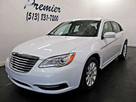 2013 Chrysler 200 for sale at Premier Automotive Group in Milford OH