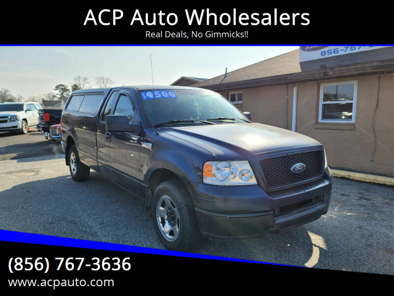 2005 Ford F-150 for sale at ACP Auto Wholesalers in Berlin NJ
