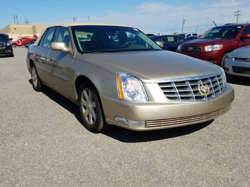 2006 Cadillac DTS for sale at Buy Here Pay Here Lawton.com in Lawton OK