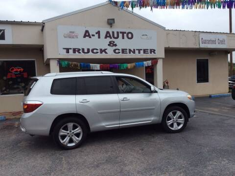 2008 Toyota Highlander for sale at A-1 AUTO AND TRUCK CENTER in Memphis TN