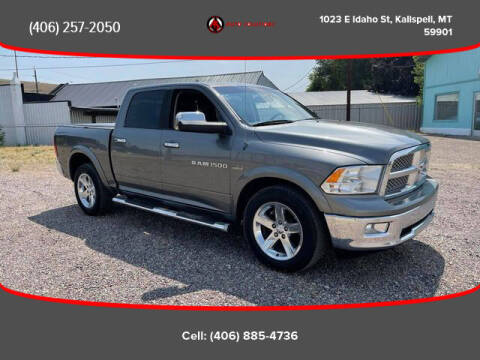 2012 RAM Ram Pickup 1500 for sale at Auto Solutions in Kalispell MT