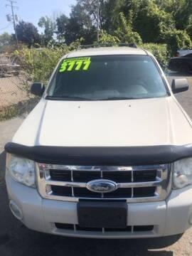 2008 Ford Escape for sale at Al's Linc Merc Inc. in Garden City MI