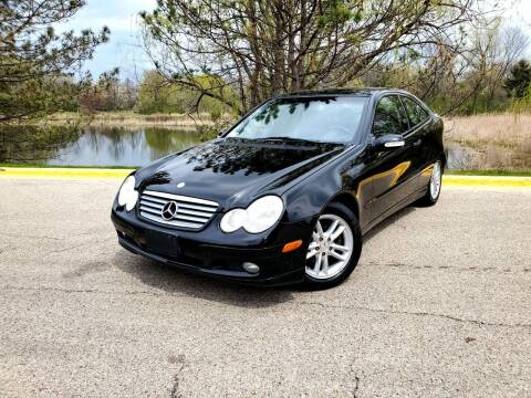 2003 Mercedes-Benz C-Class for sale at Excalibur Auto Sales in Palatine IL