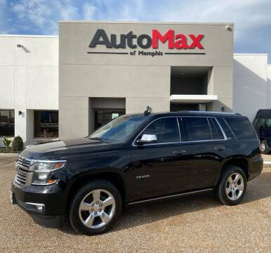 2016 Chevrolet Tahoe for sale at AutoMax of Memphis in Memphis TN
