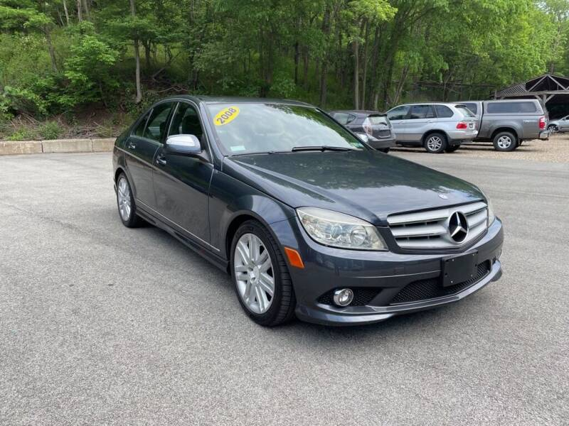 2008 Mercedes-Benz C-Class for sale at Worldwide Auto Group LLC in Monroeville PA