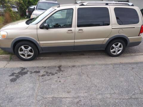 2006 Pontiac Montana SV6 for sale at Charles Baker Jeep Honda in Norfolk VA