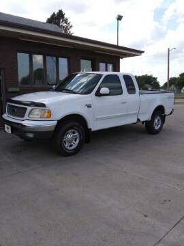 2000 Ford F-150 for sale at CARS4LESS AUTO SALES in Lincoln NE