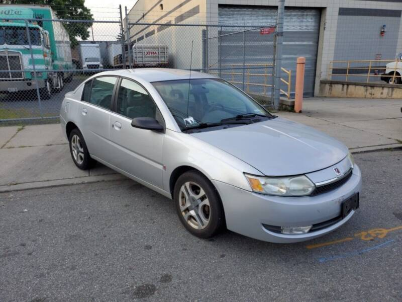 2004 Saturn Ion for sale at O A Auto Sale in Paterson NJ