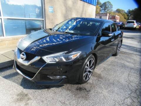 2016 Nissan Maxima for sale at Southern Auto Solutions - Georgia Car Finder - Southern Auto Solutions - 1st Choice Autos in Marietta GA