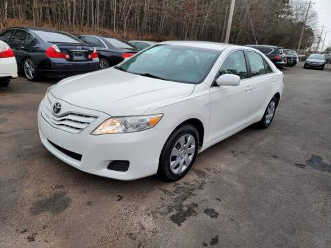 2011 Toyota Camry for sale at GA Auto IMPORTS  LLC in Buford GA