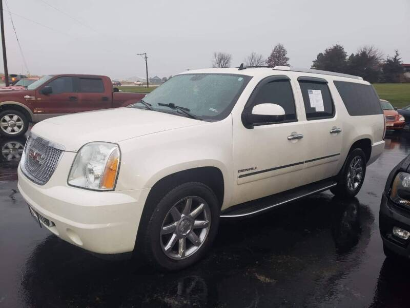 2012 GMC Yukon for sale at Tumbleson Automotive in Kewanee IL