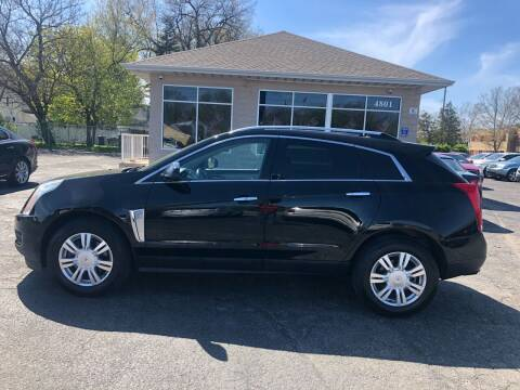2015 Cadillac SRX for sale at Auto Galaxy Inc in Grand Rapids MI