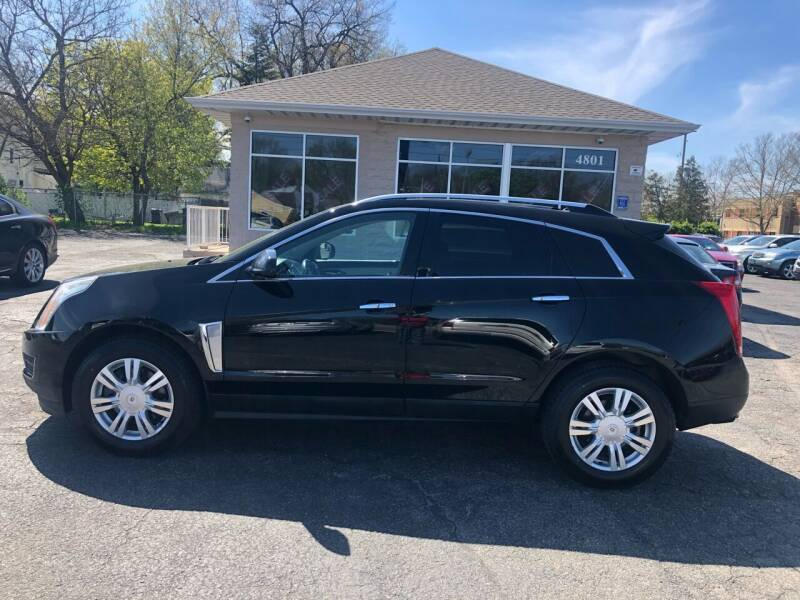 2015 Cadillac SRX for sale at Auto Galaxy Inc in Grand Rapids MI