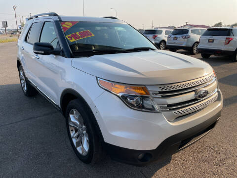 2015 Ford Explorer for sale at Top Line Auto Sales in Idaho Falls ID