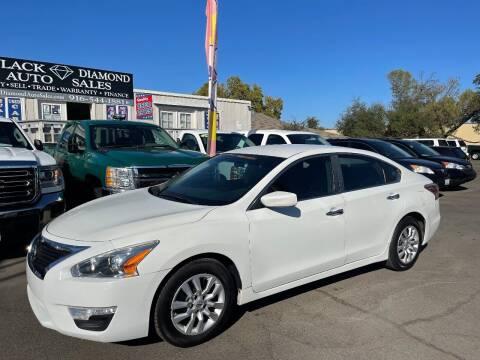 2013 Nissan Altima for sale at Black Diamond Auto Sales Inc. in Rancho Cordova CA