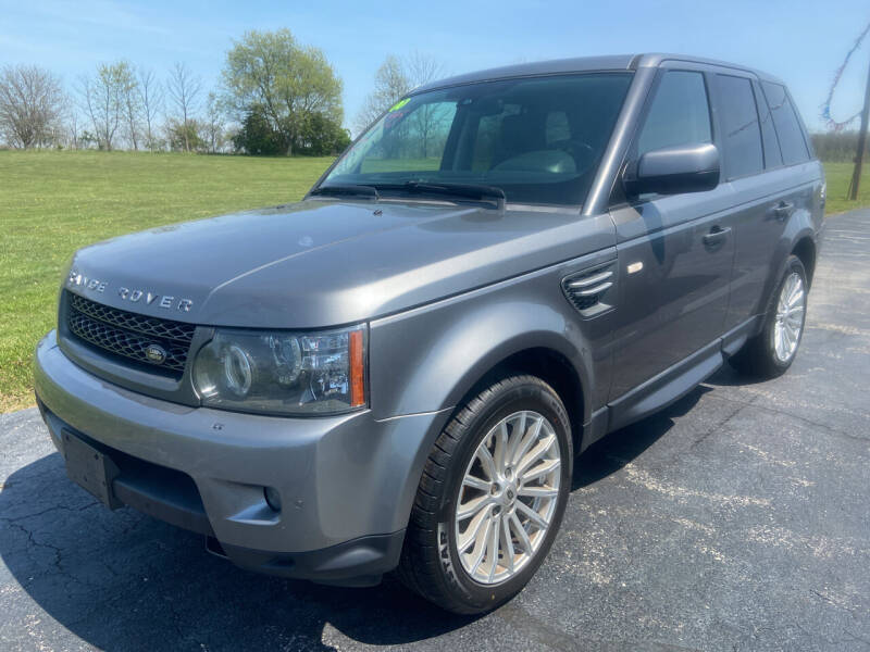 2011 Land Rover Range Rover Sport for sale at EAGLE ONE AUTO SALES in Leesburg OH
