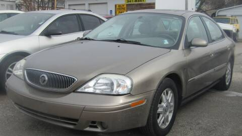 2004 Mercury Sable for sale at MTC AUTO SALES in Omaha NE