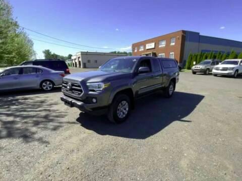 2016 Toyota Tacoma for sale at Imotobank in Walpole MA