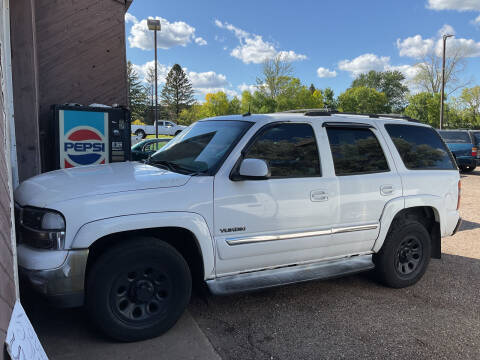 2003 GMC Yukon for sale at Continental Auto Sales in White Bear Lake MN