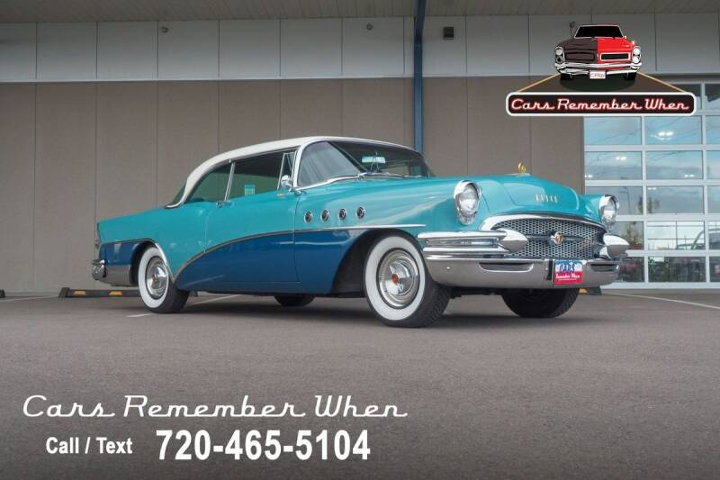 1955 Buick Roadmaster for sale in Englewood, CO