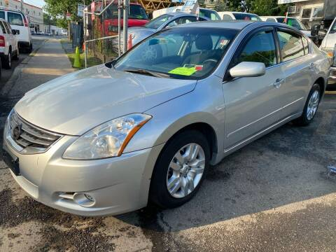 2010 Nissan Altima for sale at White River Auto Sales in New Rochelle NY